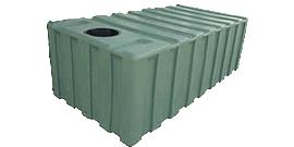 2000 Litre Under Deck Rainwater Tank