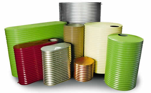 steel rainwater tanks