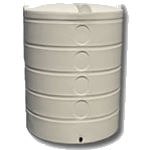1200 Litre Round Water Tank