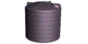4200 Litre Enviro Round Poly Tank