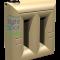 AWS2000 slimline water tank