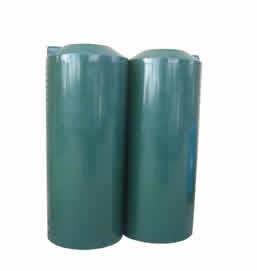 1700 Litre Slimline Corrugated Water Storage Tank
