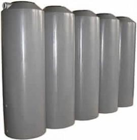 4200 litre slimline water storage tank