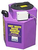 Grtey water waste system