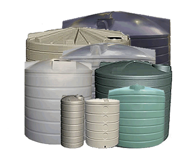 Poly Round Water Tanks Range