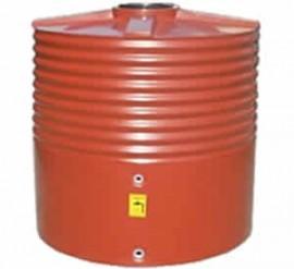 1400 Litre Squat Round Water Storage Tank